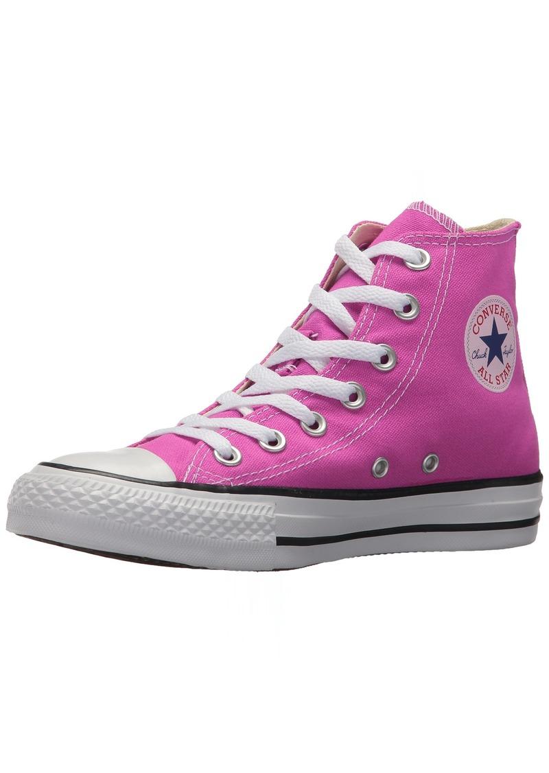 Converse Chuck Taylor All Star Seasonal Canvas High Top Sneaker   M US