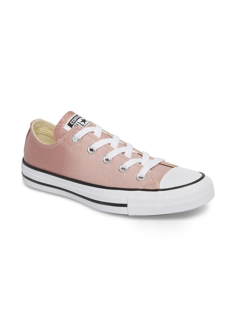 Converse Chuck Taylor® All Star® Seasonal Metallic Ox Low Top Sneaker (Women ) 25bbc13b6
