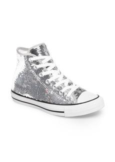 Converse Chuck Taylor® All Star® Sequin High Top Sneaker (Women)