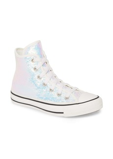 Converse Chuck Taylor® All Star® Sequin High Top Sneaker (Women)