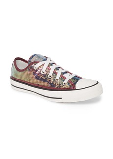 Converse Chuck Taylor® All Star® Sequin Low Top Sneaker (Women)