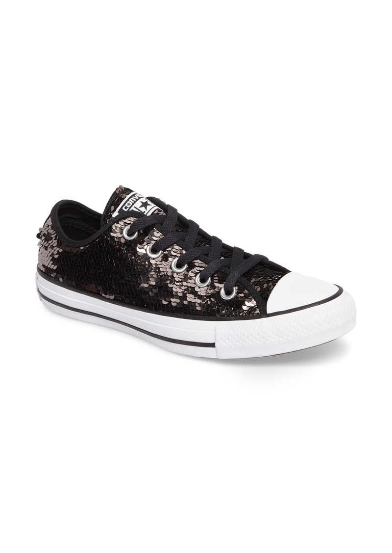 Top Converse Low Star® Chuck Sequin Sneaker Taylor® All rdoCeWQxB