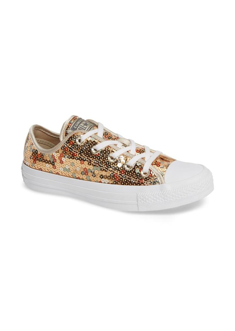 e82166465446 Converse Converse Chuck Taylor® All Star® Sequin Low Top Sneaker ...