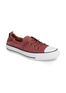 Converse Chuck Taylor® All Star® Shoreline Peached Twill Sneaker (Women)