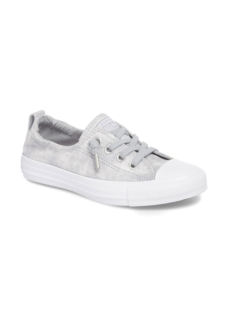Converse Chuck Taylor® All Star® Shoreline Peached Twill Sneaker (Women) 9b4e60262