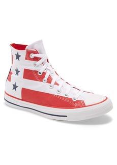 Converse Chuck Taylor® All Star® Stars & Stripes High Top Sneaker (Men)