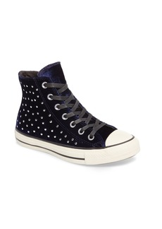 Converse Chuck Taylor® All Star® Studded High Top Sneakers (Women)