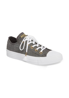 Converse Chuck Taylor® All Star® Washed Linen Low Top Sneaker (Women)