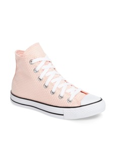 Converse Chuck Taylor® All Star® Woven High Top Sneaker (Women)