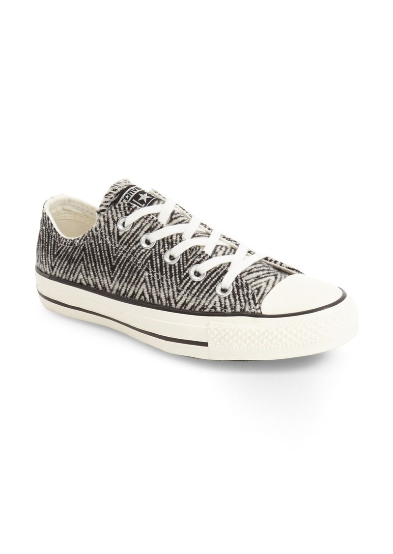 Converse Chuck Taylor® All Star® Woven Low Top Sneaker(Women)