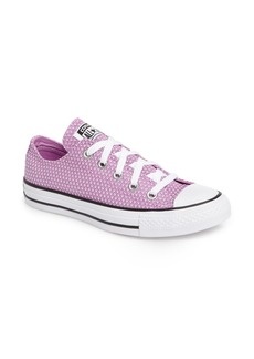 Converse Chuck Taylor® All Star® Woven Ox Sneaker (Women)