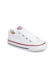 Converse Chuck Taylor® Low Top Sneaker (Baby, Walker & Toddler)