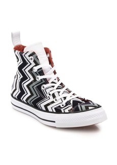 Converse Chuck Taylor Missoni Chevron-Print High-Top Sneakers