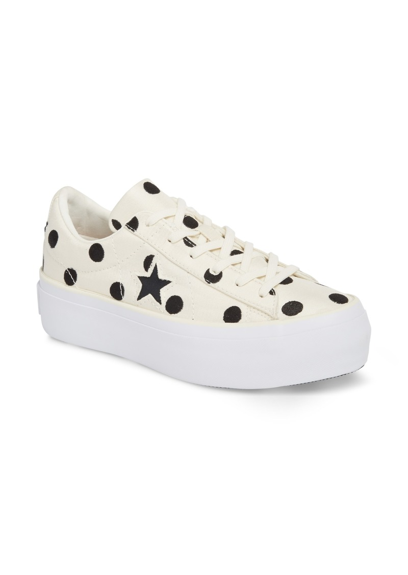 f5edda52ae8df6 Converse Converse Chuck Taylor® One Star Platform Sneaker (Women ...
