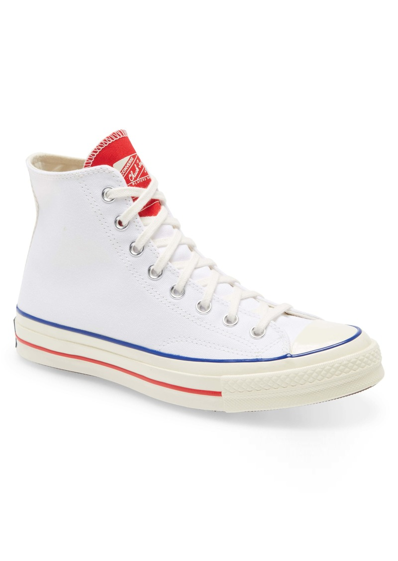 Converse Chuck Taylor® Twist Tongue High Top Sneaker (Men)