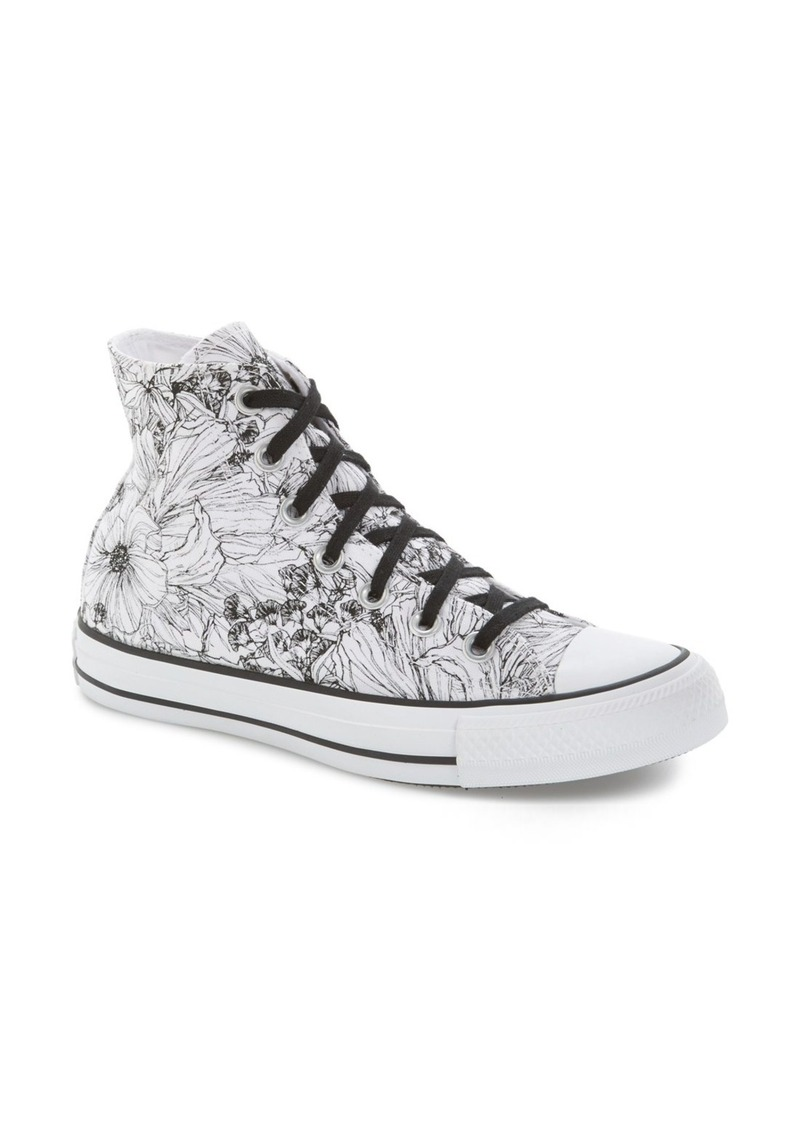 Converse Converse Chuck Taylor 174 All Star 174 Floral Outline