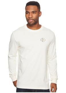 Converse Cons Wordmark Long Sleeve T-Shirt