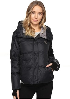 Converse Core Mid-Length Puffer Jacket