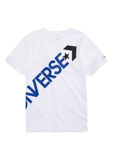 Converse Crossbody Graphic T-Shirt (Big Boys)