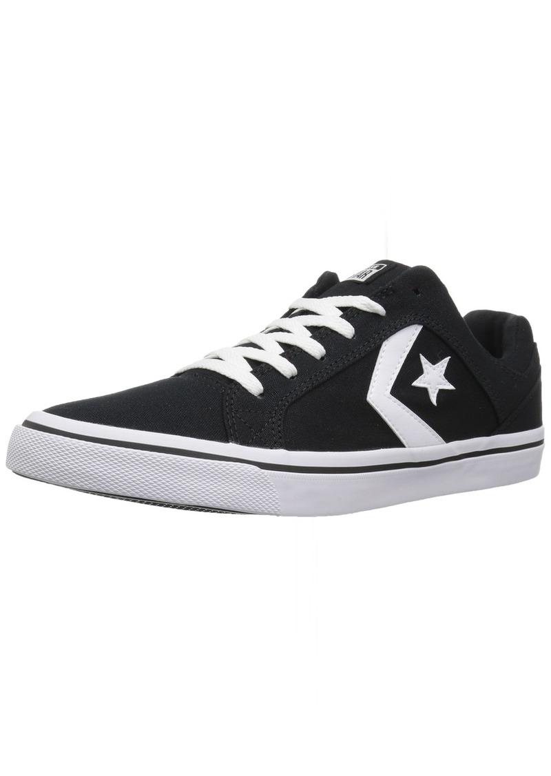 238ea5687c3bb3 Converse Converse Men s El Distrito Canvas Low Top Sneaker black ...