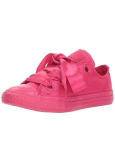Converse Girls' Chuck Taylor All Star Big Eyelets Sneaker  5 M US Kid