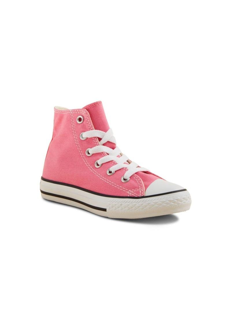 456e3e736170 Converse Converse Girls  Chuck Taylor All Star High Top Sneakers ...