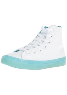 Converse Girls' Chuck Taylor All Star Translucent Color Midsole High Top Sneaker