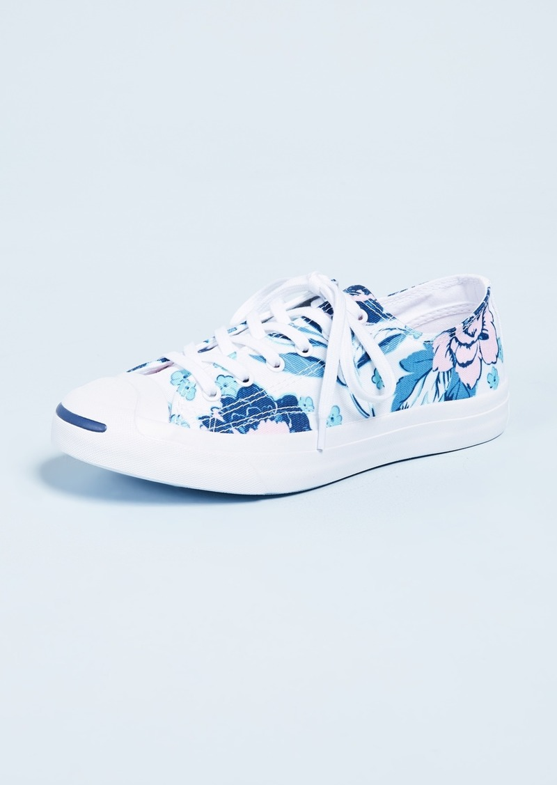 c21849c2161f Converse Converse Jack Purcell Floral Print Sneakers