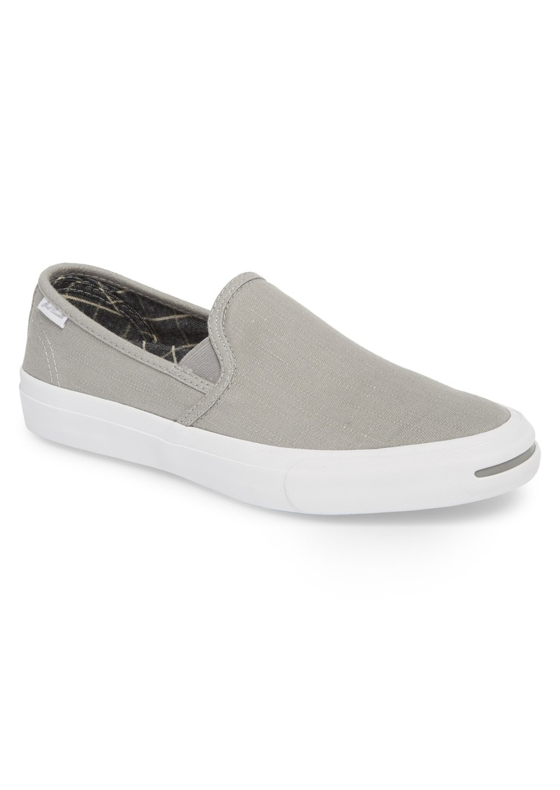 61c06182e442f7 Converse Converse Jack Purcell Low Profile Slip-On Sneaker (Men)