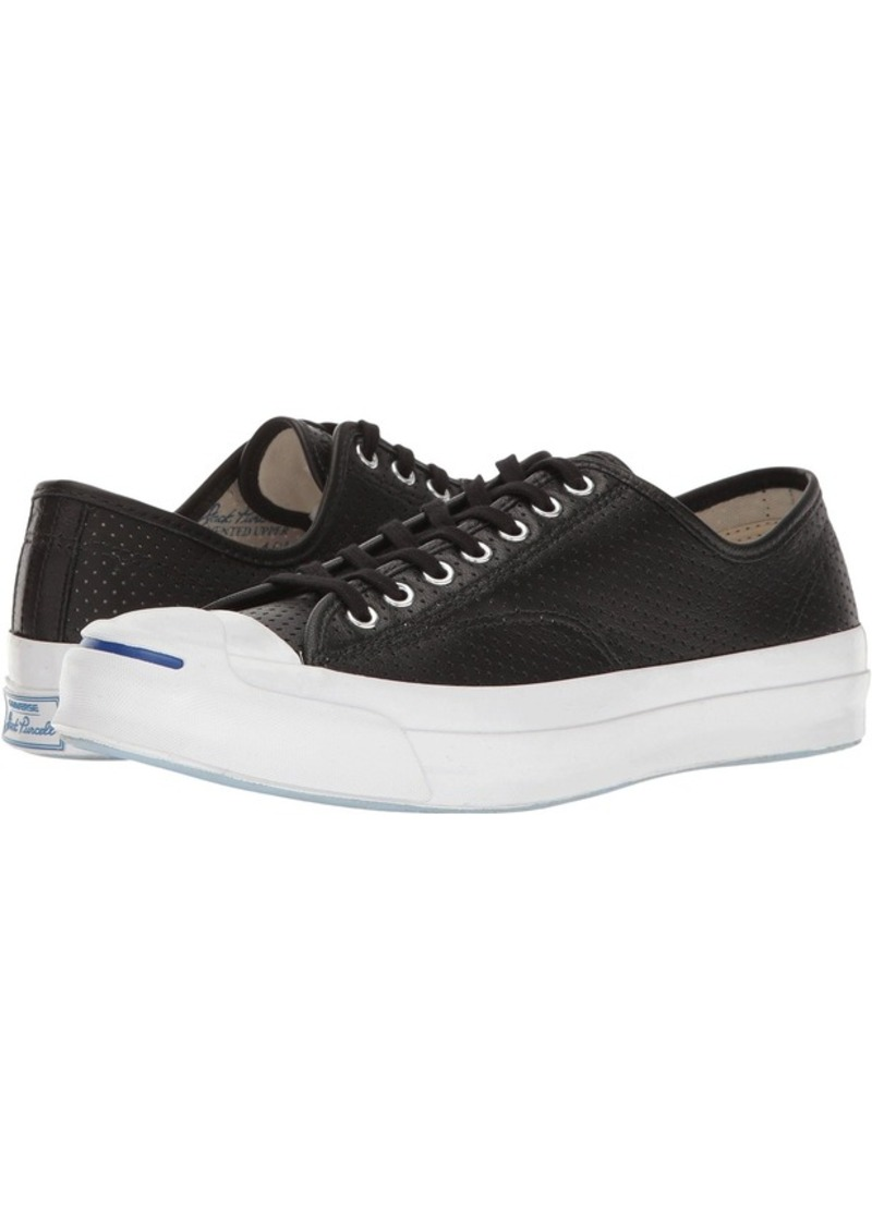 5719167892c8 SALE! Converse Converse Jack Purcell® Signature Perf d Goat Leather Ox