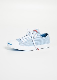 Converse Jack Purcell Striped Sneakers