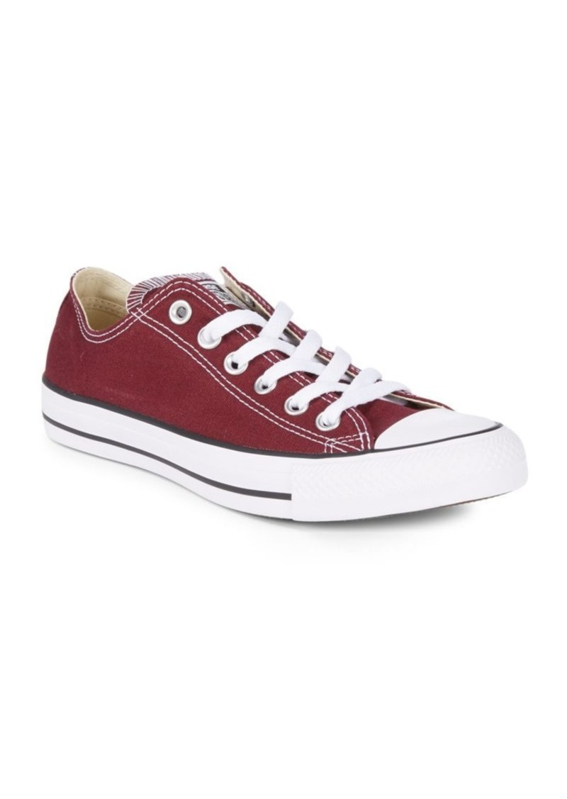 Converse Converse Lace-Up Low-Top Sneakers  3a06e9031