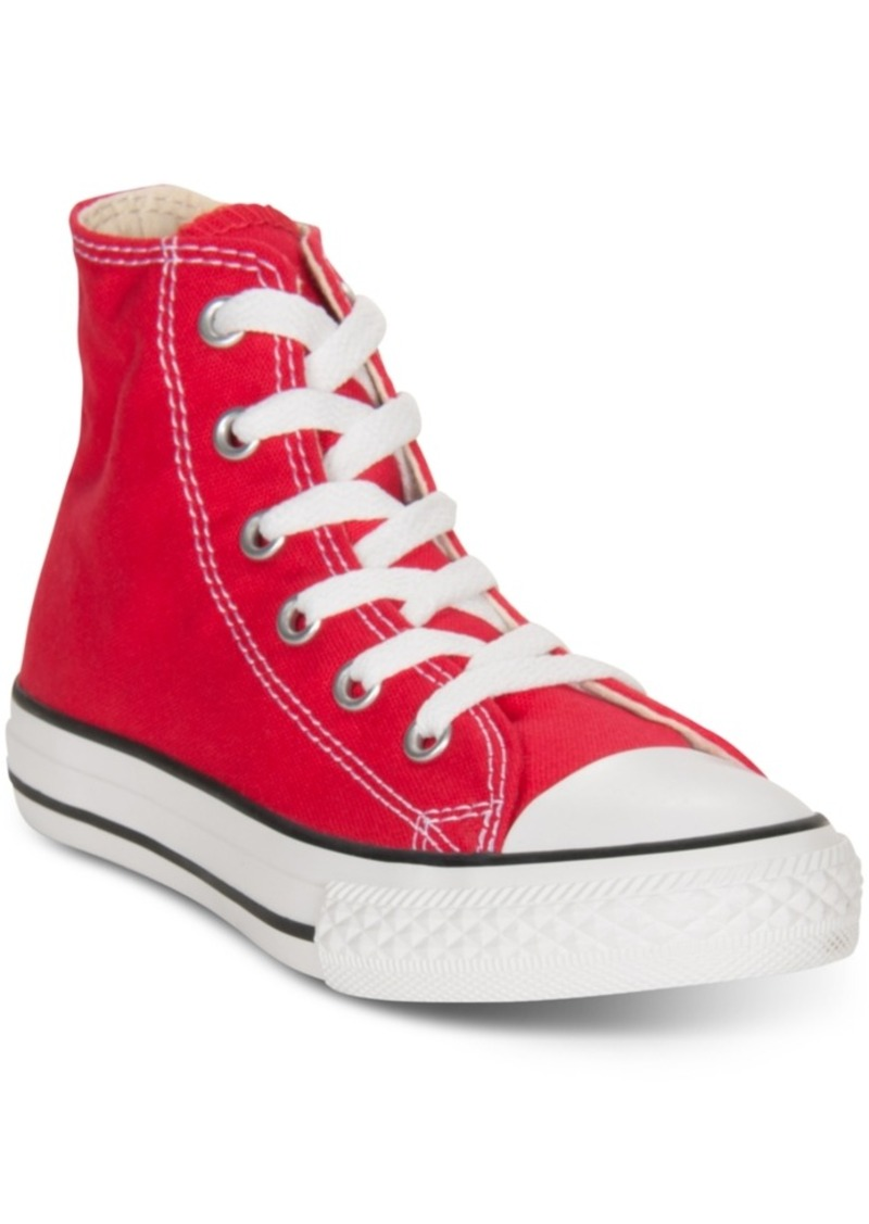 96e9d43828bb Converse Little Boys    Girls  Chuck Taylor Hi Casual Sneakers from ...