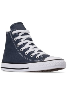 Converse Little Boys' & Girls' Chuck Taylor Hi Casual Sneakers from Finish Line