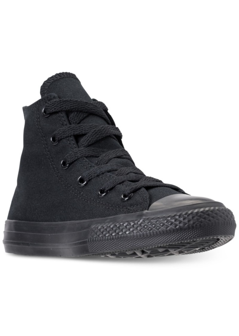 bac0785f0d23 Converse Little Boys  Chuck Taylor All Star Ox Casual Sneakers from Finish  Line