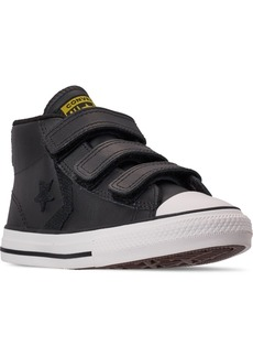 Converse Little Boys Star Player 3V Asteroid Mid Top Casual Sneakers from Finish Line