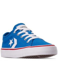 Converse Little Boys' Star Replay Tropic Canvas Low Top Casual Sneakers from Finish Line