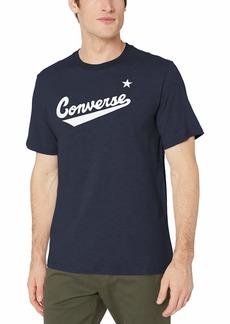 Converse Men's Center Front Logo Tee  S