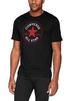 Converse Men's Chuck Patch Short Sleeve T-Shirt  S