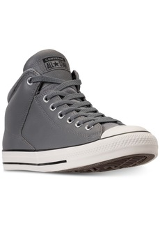 Converse Men's Chuck Taylor 70 High Street Mid-Cut Casual Sneakers from Finish Line