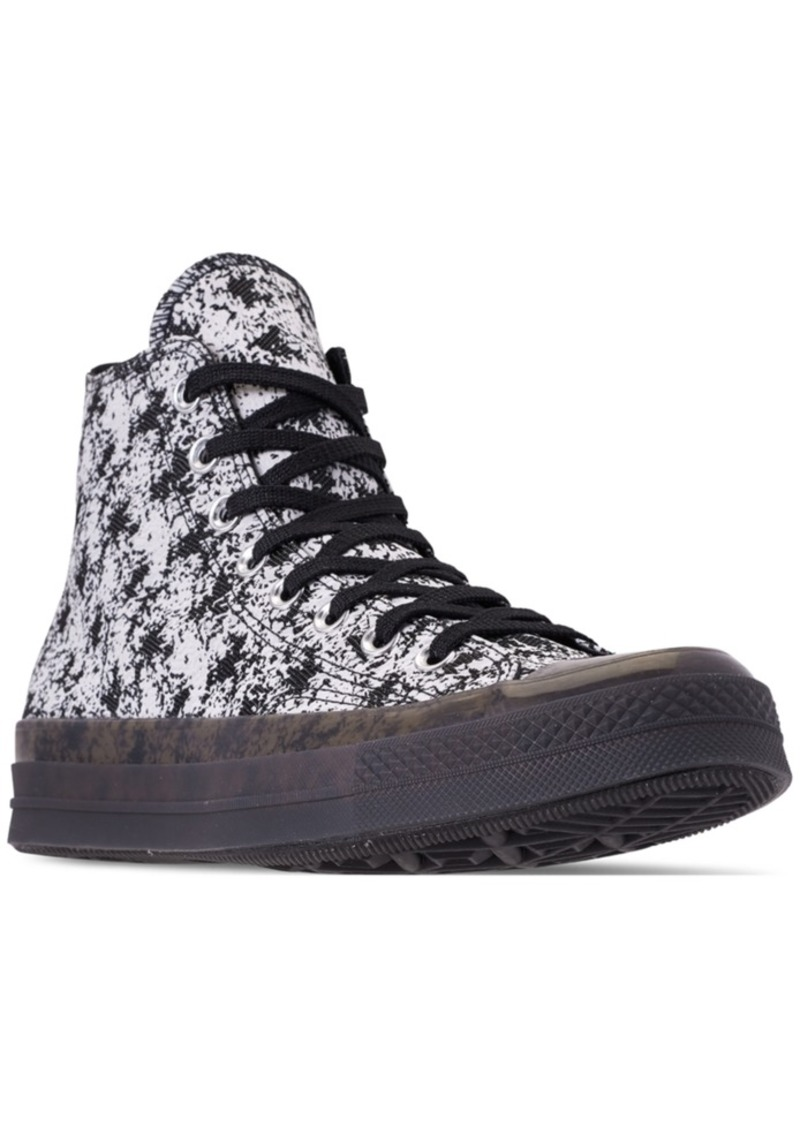 Men's Chuck Taylor All Star 70 High Top Casual Sneakers from Finish Line