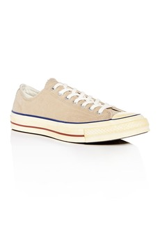 Converse Men's Chuck Taylor All Star 70 Vintage Lace Up Sneakers