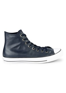 Converse Men's Chuck Taylor All Star Leather High-Top Sneakers