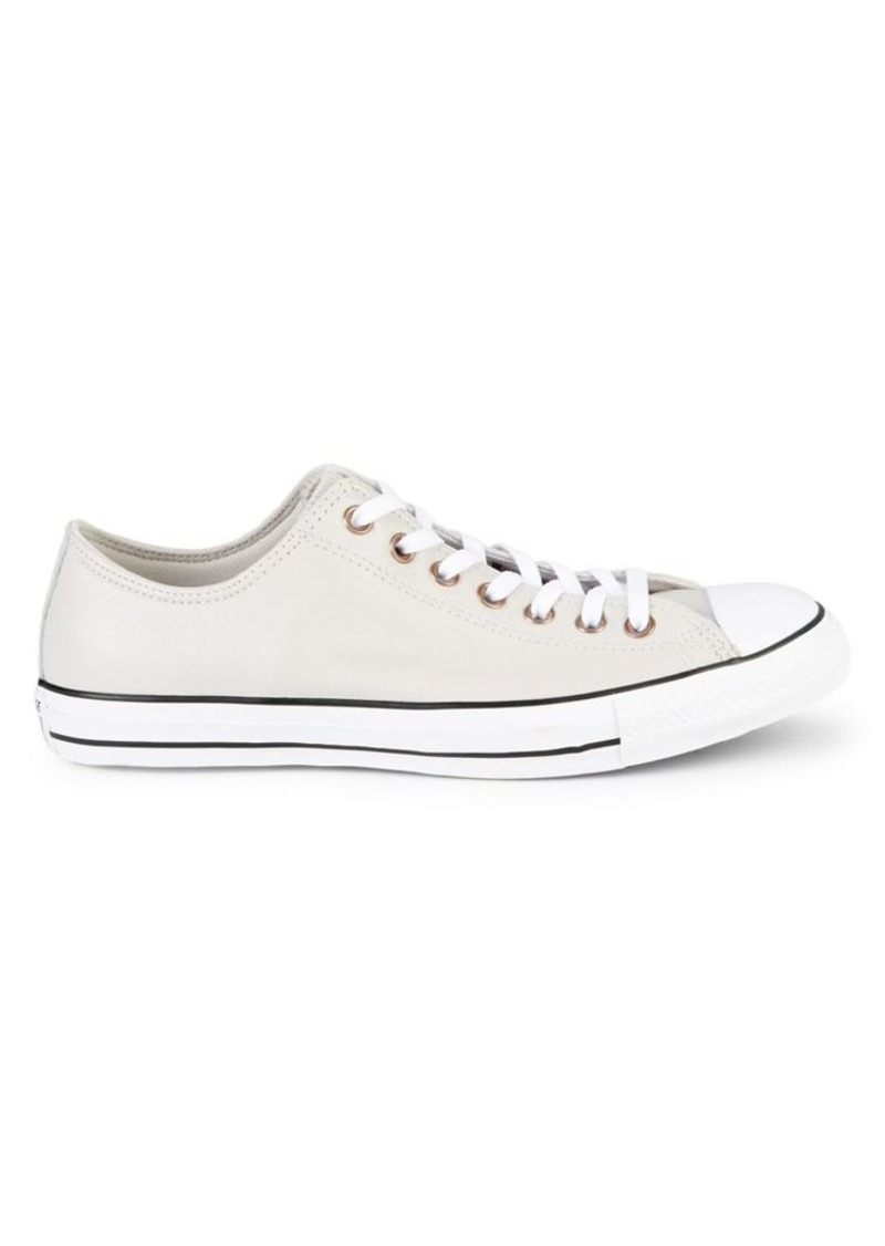 Converse Men's Chuck Taylor All Star Leather Oxford Sneakers