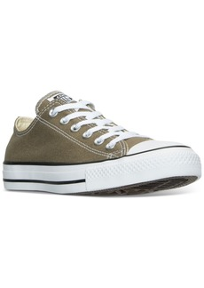 Converse Men's Chuck Taylor All Star Lo Seasonal Casual Sneakers from Finish Line