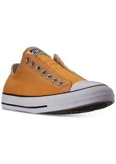 Converse Men's Chuck Taylor All Star Slip On Casual Sneakers from Finish Line