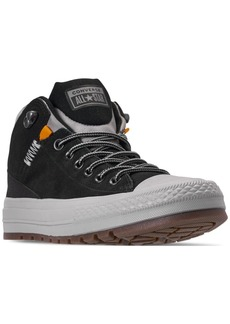Converse Men's Chuck Taylor All Star Street Boot Casual Sneakers from Finish Line
