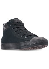 Mid Combat Zone Casual Sneakers