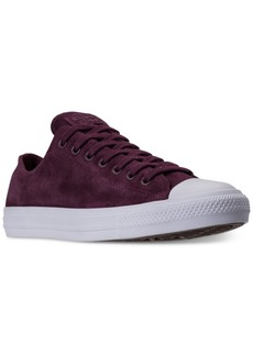Converse Men's Chuck Taylor All Star Suede Ox Casual Sneakers from Finish Line