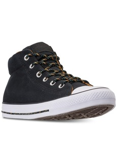 Converse Men's Chuck Taylor Street Mid Casual Sneakers from Finish Line